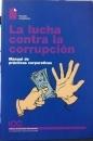 LA LUCHA CONTRA LA CORRUPCIÓN