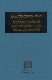 CONCURSOS MERCANTILES, DOCTRINA LEY Y JURISPRUDENCIA