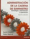 ADMINISTRACIÓN DE LA CADENA DE SUMINISTRO: ESTRATEGIA, PLANEACION Y OPERACIÓN