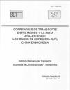 CORREDORES DE TRANSPORTE ENTRE MÉXICO Y LA ZONA ASIA-PACÍFICO: LOS CASOS DE COREA DEL SUR, CHINA E INDONESIA